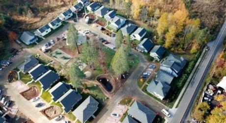 Completed Neighborhoods