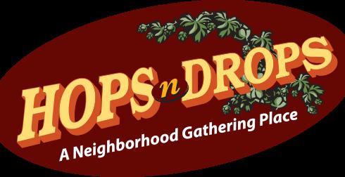 Hops n Drops Fundraiser