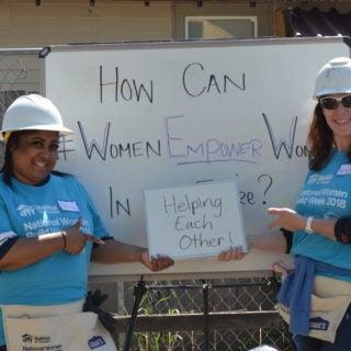 Women Build 21