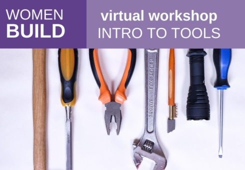 Women Build: Intro to Tools 2