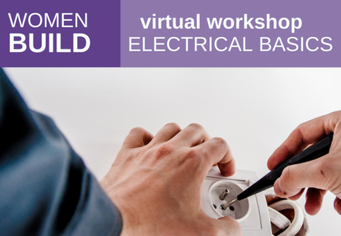 Women Build: Basic Electrical