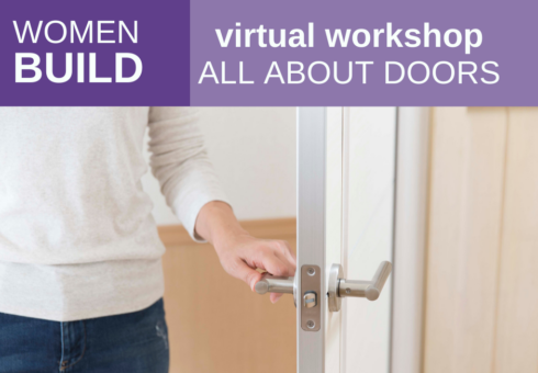 Women Build: Doors