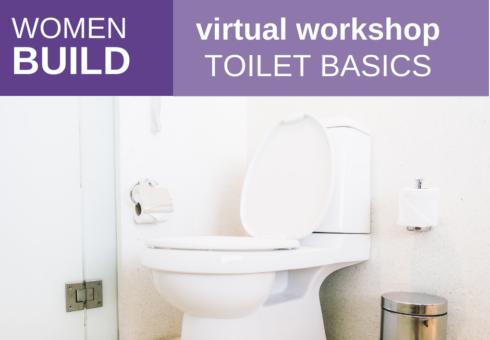Women Build: Toilet Basics