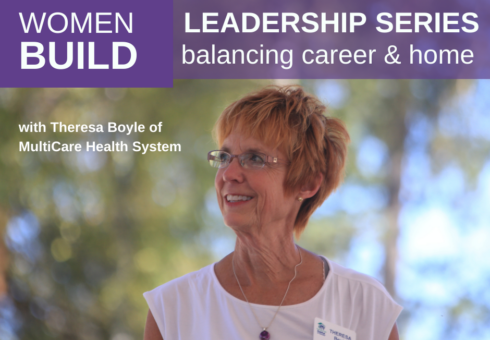 Women Build Leadership Series: Career & Home