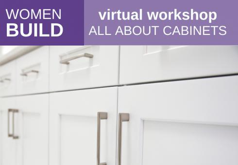 Women Build: Cabinets